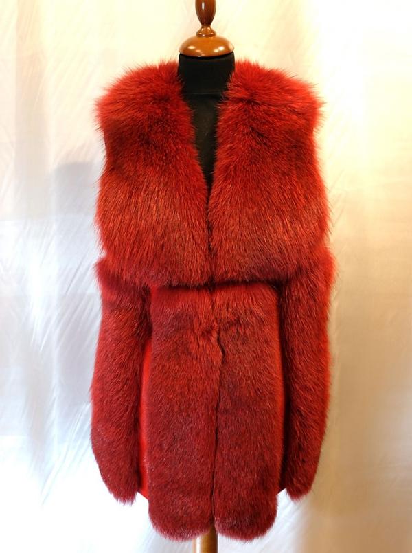 vesta rosie vulpe